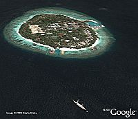 Nuove mappe satellitari con google earth