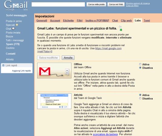 gmail-lab
