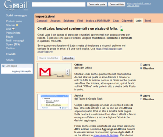 gmail-lab