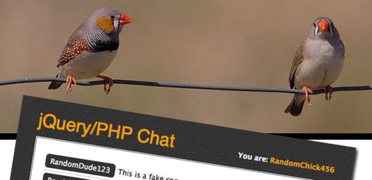 chat-jquery-php