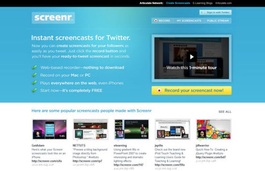 screencast-online
