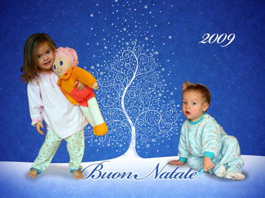 Natale2009wallpaper