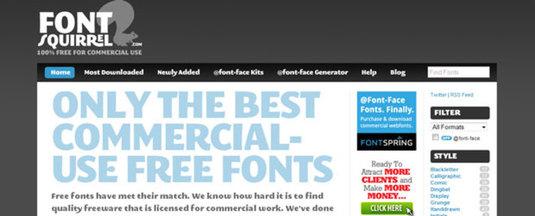 font-gratis-generator