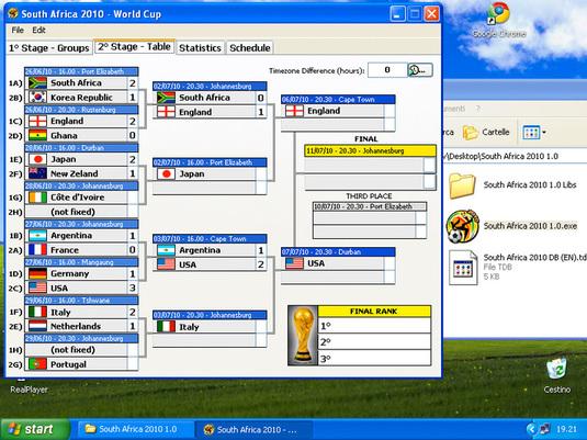 Mondiale Calendario.Un Applicazione Per Avere Il Mondiale Di Calcio A Portata Di