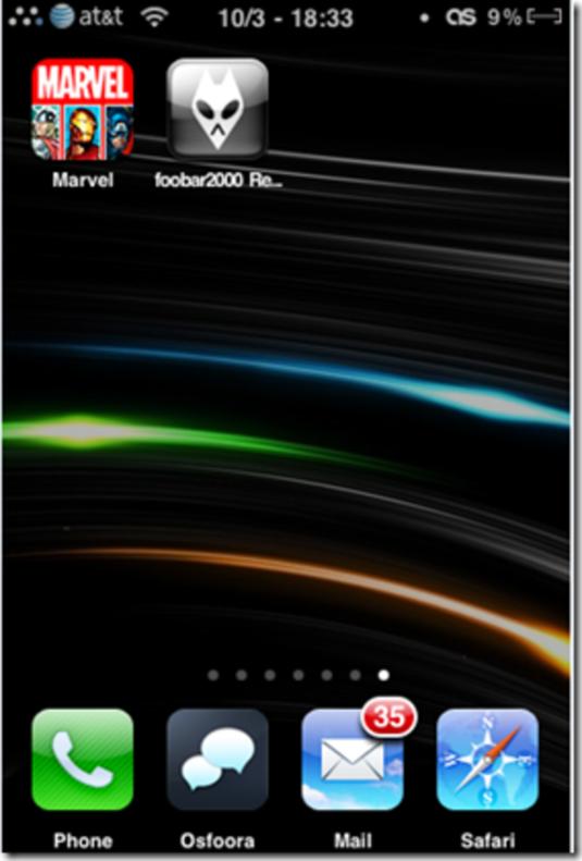 iphone foobar2000 app
