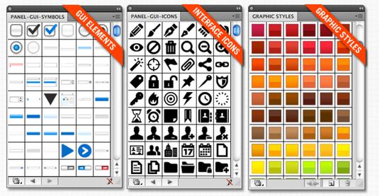 interfacce grafiche: un framework per Web designer