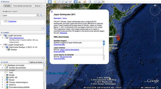 Terremoto del Giappone 2011