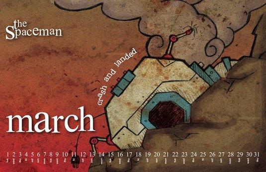 Marzo 2011 - wallpaper