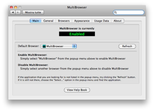 MultiBrowser