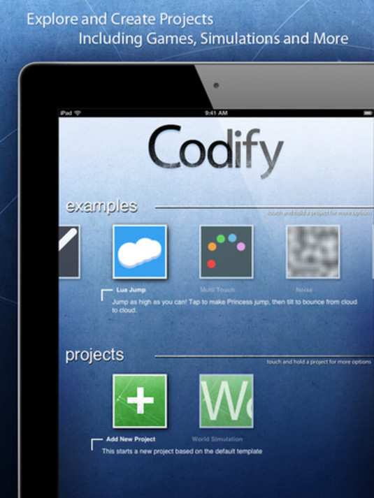 codify progettare app sull 39 ipad per l 39 ipad dynamick