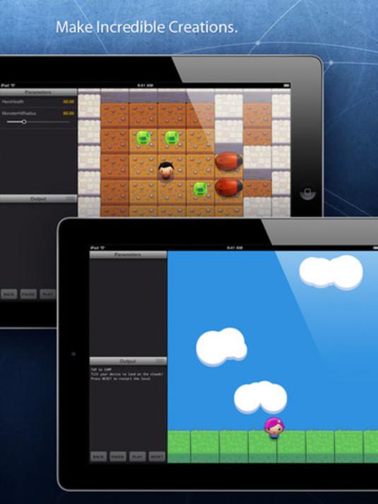 Codify progettare app sull 39 ipad per l 39 ipad dynamick for App per progettare