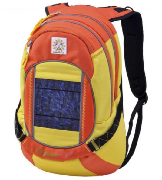 Zaino Pannello Solare Quechua : Contest vinci uno zainetto ad energia solare con un