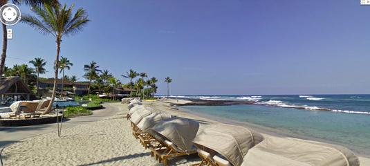 Hawaii street view
