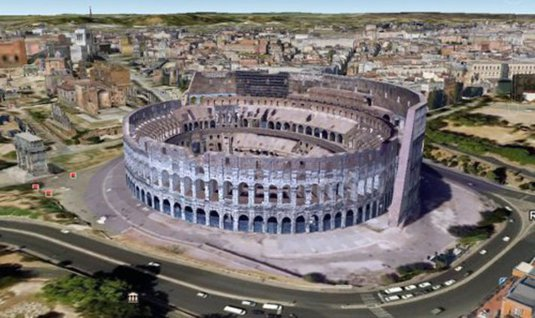 colosseo-Roma-3d-Google-earth
