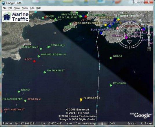 google-earth-marinetraffic