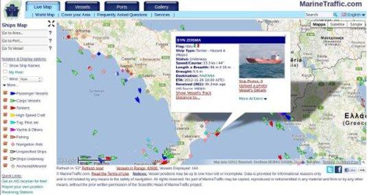 marinetraffic navi