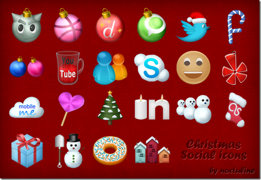 christmas_social_icons_by_noctuline-d35qfps