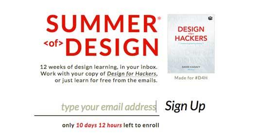 Corso di Design gratuito
