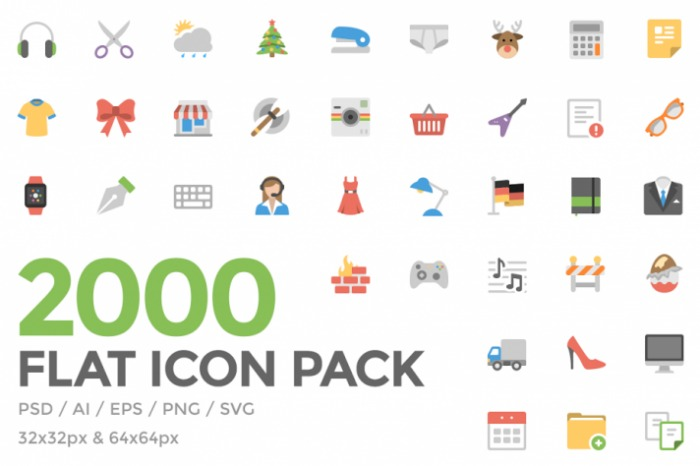 flat-icons-pack