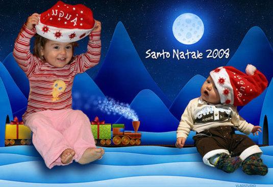 Biglietto di Natale 2008