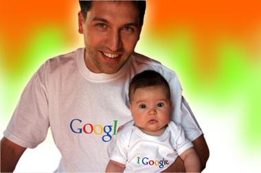 I Google!