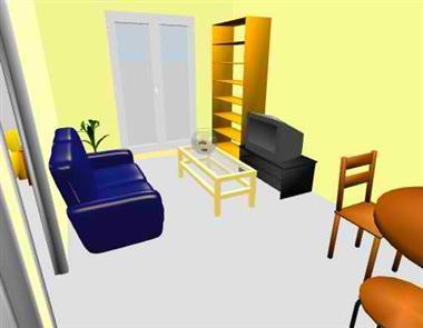 Sweet home 3d per il design d interni fai da te dynamick for Software design interni