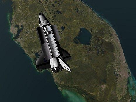 celestia space shuttle
