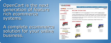 ecommerce open source