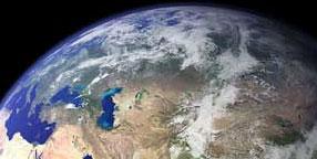 Foto della terra, NASA