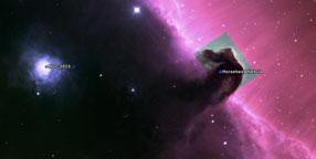 Google Earth nello spazio