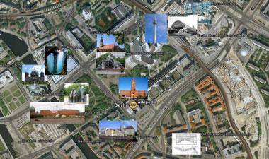 Google Earth e Wikipedia
