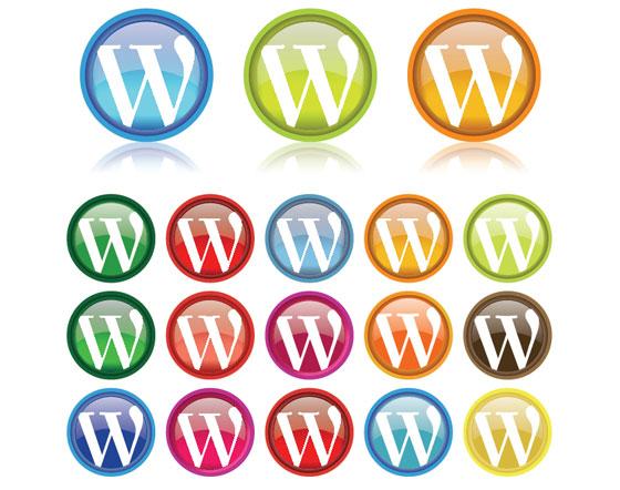 Icone per WordPress