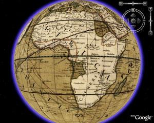 Rumsey, il mondo nel 1700