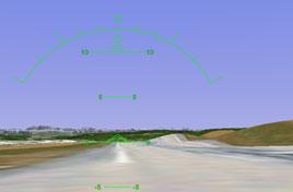Simulatore di volo su Google Earth