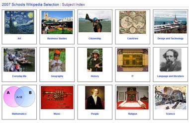 Wikipedia su CD