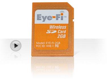 Memory card wireless, scheda di memoria senza fili