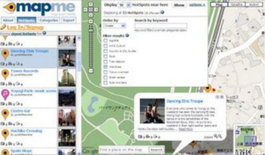 Mapme social mapping weirdness