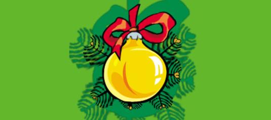 Tree Ornaments Photoshop Tutorial