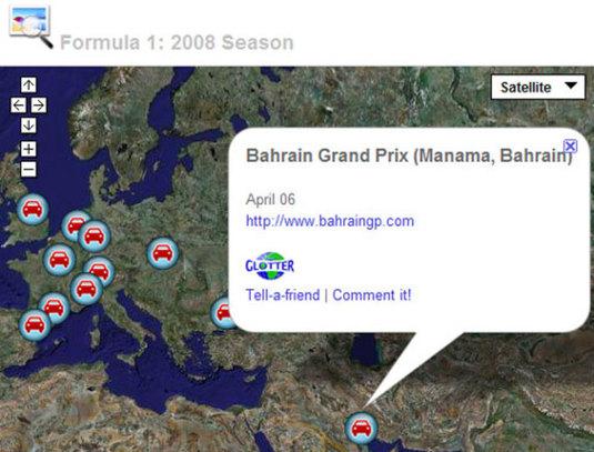 Circuiti Formula 1