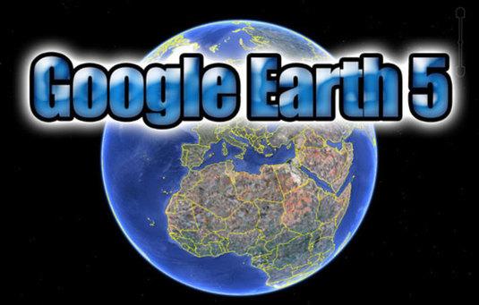 SCARICA VECCHIA VERSIONE GOOGLE EARTH