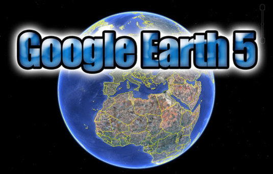 Google Earth 5