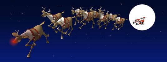 Babbo Natale Google SketchUp