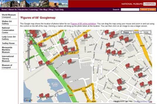 google maps 2008