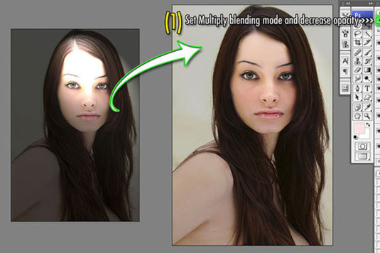 tutorial per photoshop