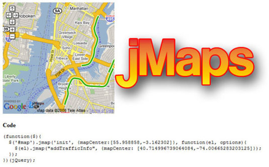 jMaps