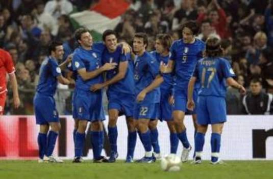 partita italia olanda
