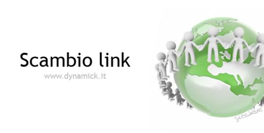 scambio link