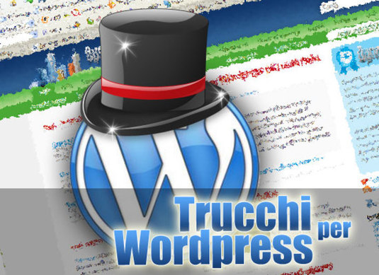 trucchi per wordpress