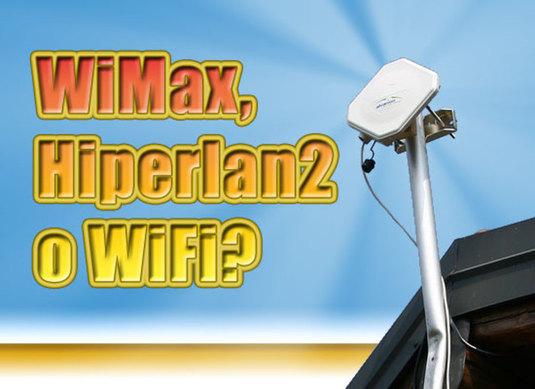 wifi, hiperlan2, wimax